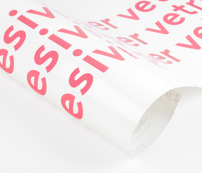 adesivi per vetrine