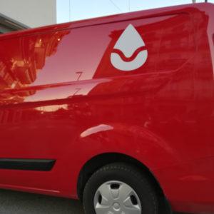 adesivi furgone
